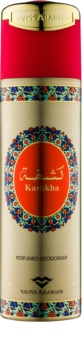 Swiss Arabian Kashkha desodorante en spray unisex 200 ml