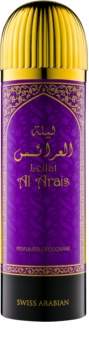 Swiss Arabian Leilat Al Arais deodorant spray para mulheres 200 ml