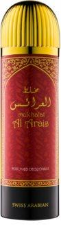 Swiss Arabian Mukhalat Al Arais deodorant spray unissexo 200 ml