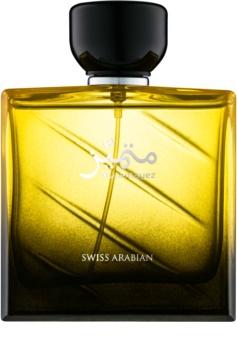 Swiss Arabian Mutamayez eau de parfum para hombre 100 ml