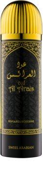 Swiss Arabian Oud Al Arais desodorante en spray unisex 200 ml