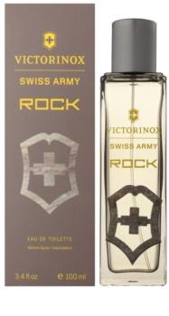 Victorinox Swiss Army Signature Rock Eau de Toilette pentru bărbați