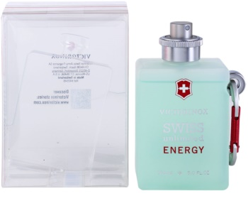 Victorinox Swiss Army Swiss Unlimited Energy agua de colonia para hombre 150 ml