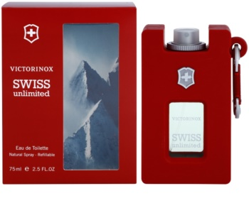 Swiss Army Swiss Unlimited eau de toilette para hombre 75 ml