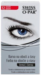 Swiss O.Par Color Kit cor para as sobrancelhas e pestanas