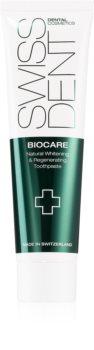 Swissdent Biocare regenerative toothpaste with whitening effect