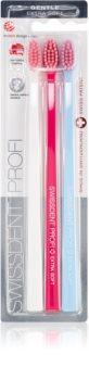 Swissdent Profi Gentle Extra Soft Toothbrushes