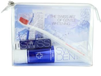 Swissdent Pure Promo Kit coffret cosmétique III.