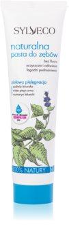 Sylveco Dental Care pastă de dinți naturală fara flor