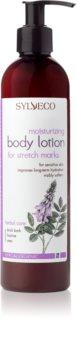 Sylveco Body Care Moisturizing feuchtigkeitsspendende Body lotion gegen Schwangerschaftsstreifen