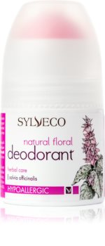 Sylveco Body Care Floral deodorant roll-on bez obsahu hliníkových solí