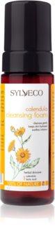 Sylveco Face Care Calendula finoman tisztító hab az arcra