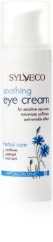 Sylveco Face Care Soothing nyugtató és helyreállító ápolás a szem köré
