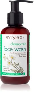 Sylveco Face Care Chamomile tisztító gél az arcbőrre kamillával