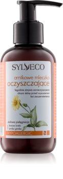 Sylveco Face Care könnyű állagú tisztítótej az érzékeny száraz bőrre