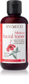 Sylveco Face Care nyugtató tisztító tonik hibiszkusszal