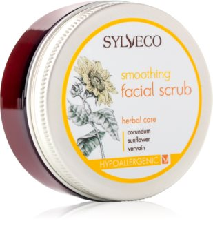 Sylveco Face Care Regenerating Scrub with Anti-Aging Effect