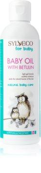 Sylveco Baby Care tělový olej pro děti