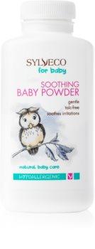 Sylveco Baby Care tělový pudr pro děti od narození