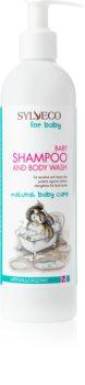 Sylveco Baby Care Shampoo and Bath Foam for Kids