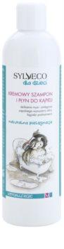 Sylveco Baby Care šampon a pěna do koupele pro děti
