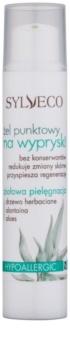 Sylveco Face Care cuidado para tratamento local do acne