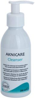 Synchroline Aknicare Reinigungsgel zur Talgreduktion bei Akne und Seborrhoischem Ekzem