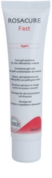Synchroline Rosacure Fast gelová emulze pro citlivou pleť se sklonem ke zčervenání