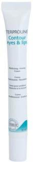 Synchroline Terproline spevňujúci krém na kontúry očí a pier
