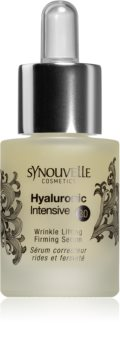 Synouvelle Cosmeceuticals Hyaluronic Intensive zpevňující sérum proti vráskám s kyselinou hyaluronovou