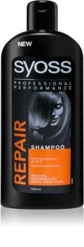 Syoss Repair Therapy champô restaurador intensivo para cabelo danificado