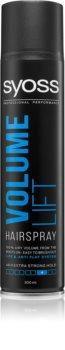 Syoss Volume Lift лак за коса със силна фиксация 48 часа