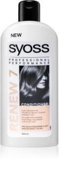 Syoss Renew 7 Complete Repair acondicionador para cabello maltratado o dañado