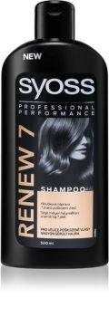 Syoss Renew 7 Complete Repair champú para cabello maltratado o dañado