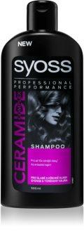 Syoss Ceramide Complex Anti-Breakage champú para dar fuerza al cabello