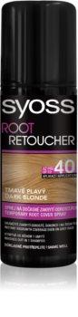 Syoss Root Retoucher тонираща боя за израстнали корени в спрей