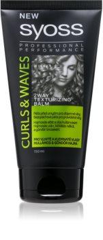 Syoss Curl Me balzam pre zvýraznenie vlnitých vlasov