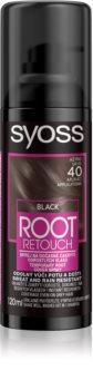 Syoss Root Retoucher coloration pour cacher les racines en spray