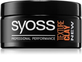 Syoss Texture Styling Clay with Extra Strong Hold