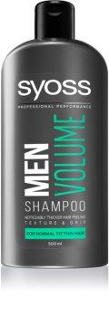 Syoss Men Volume šampon pro normální až jemné vlasy