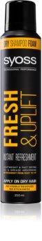 Syoss Fresh & Uplift shampoo secco