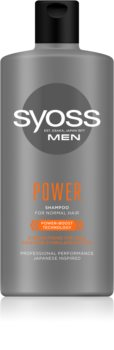 Syoss Men Power & Strength подсилващ шампоан с кофеин
