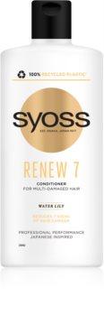 Syoss Renew 7 интензивен възстановяващ балсам за силно увредена коса
