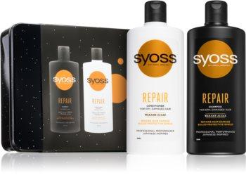 Syoss Repair подаръчен комплект за суха и увредена коса
