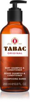 Tabac Original shampoo e balsamo per barba per uomo