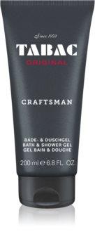 Tabac Craftsman sprchový a kúpeľový gél pre mužov