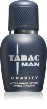 Tabac Man Gravity Aftershave Water for Men
