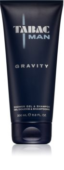 Tabac Man Gravity Body and Hair Shower Gel for Men