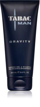 Tabac Man Gravity żel pod prysznic do ciała i włosów dla mężczyzn