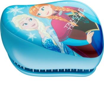 Tangle Teezer Compact Styler Frozen escova para todos os tipos de cabelos